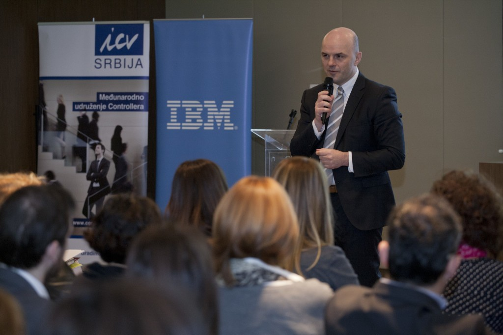 Bojan Šćepanović, direktor MCB, Menadžment Centar Beograd