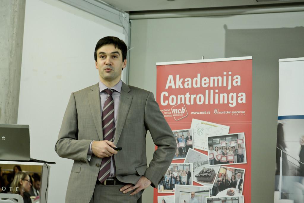 Marko Devrnja, direktor tima za marketing podršku, Hemofarm