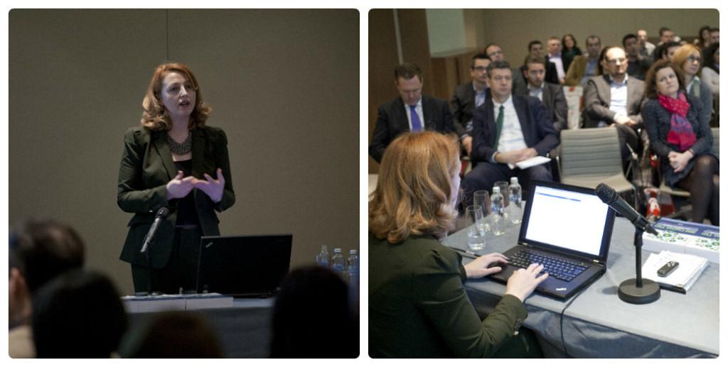 Nina Lozo, Business Analytics Client Technical Professional, IBM Srbija