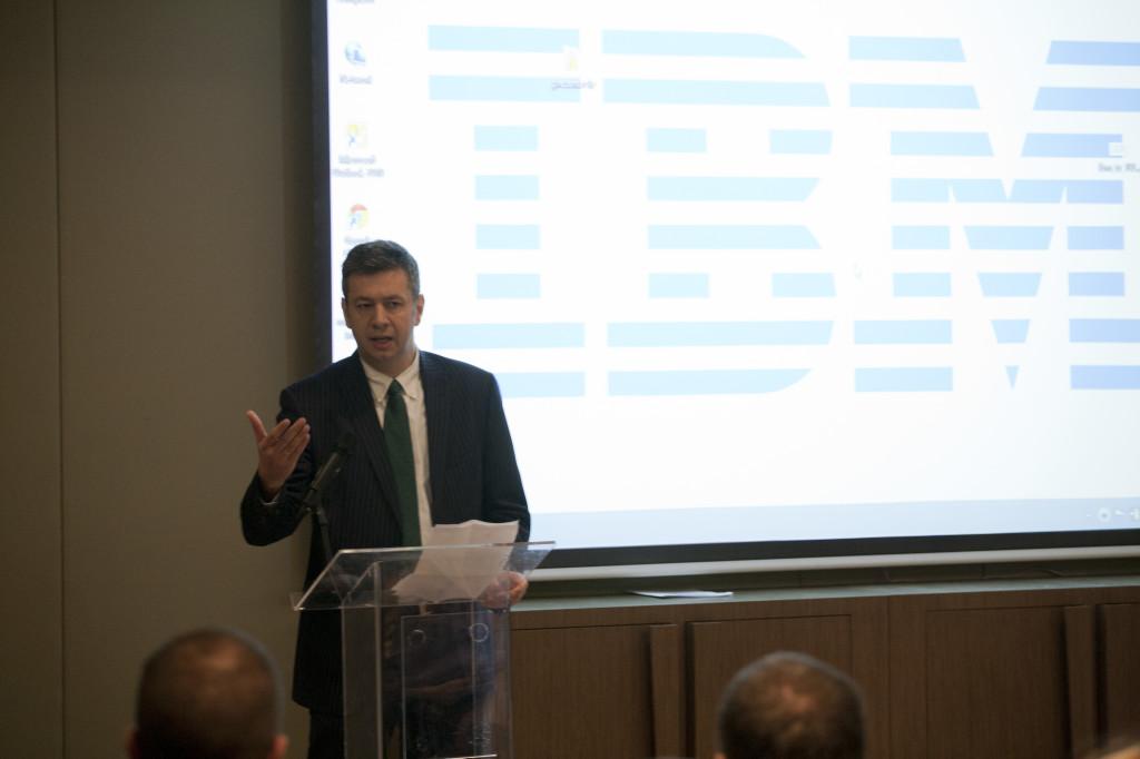 Saša Stojanović, CFO, IBM Srbija