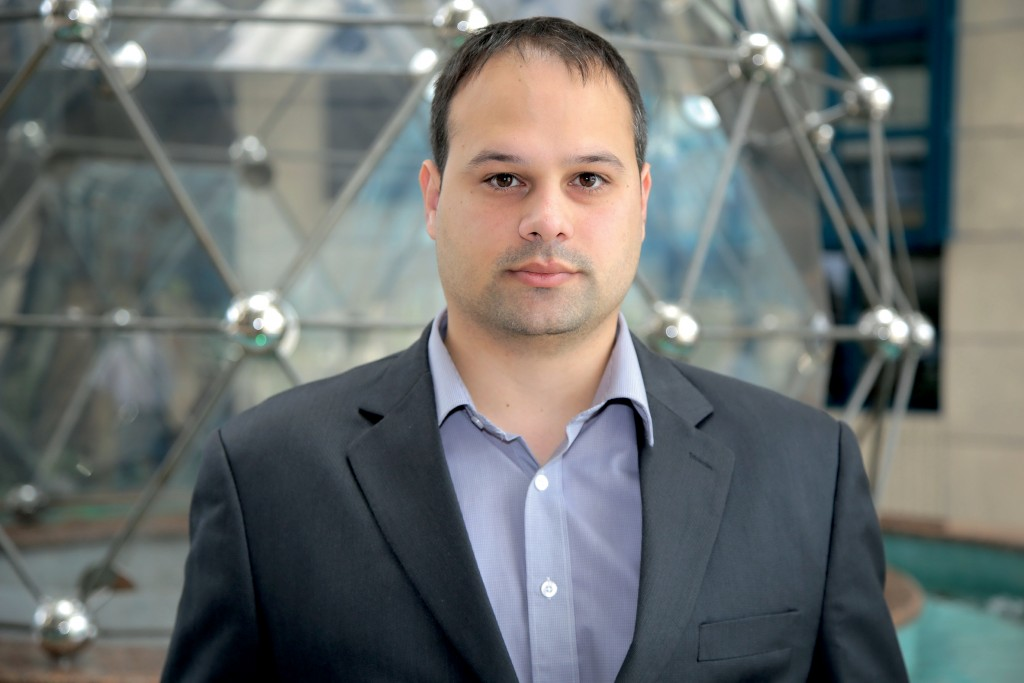 Nikola Simić, direktor centra za HR servise, Nis a.d.