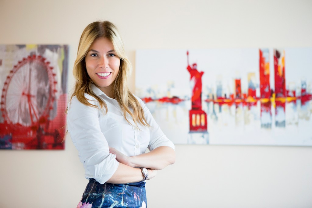 Tijana Anđelić, generalni direktor, Carnex