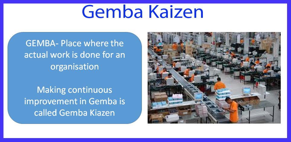 gemba-kaizen