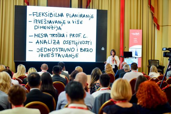 Jasna Smiljanić, TELEKOM SRBIJA