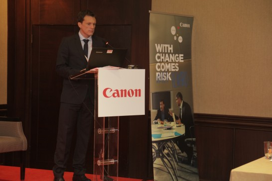 Aleksander Bende, Product Business Development Canon Business Solution, Canon CEE GMBH