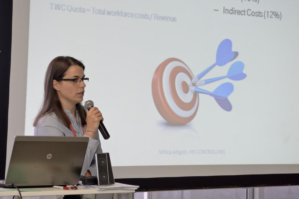 Milica Altgelt, HR controller, Crnogorski Telekom