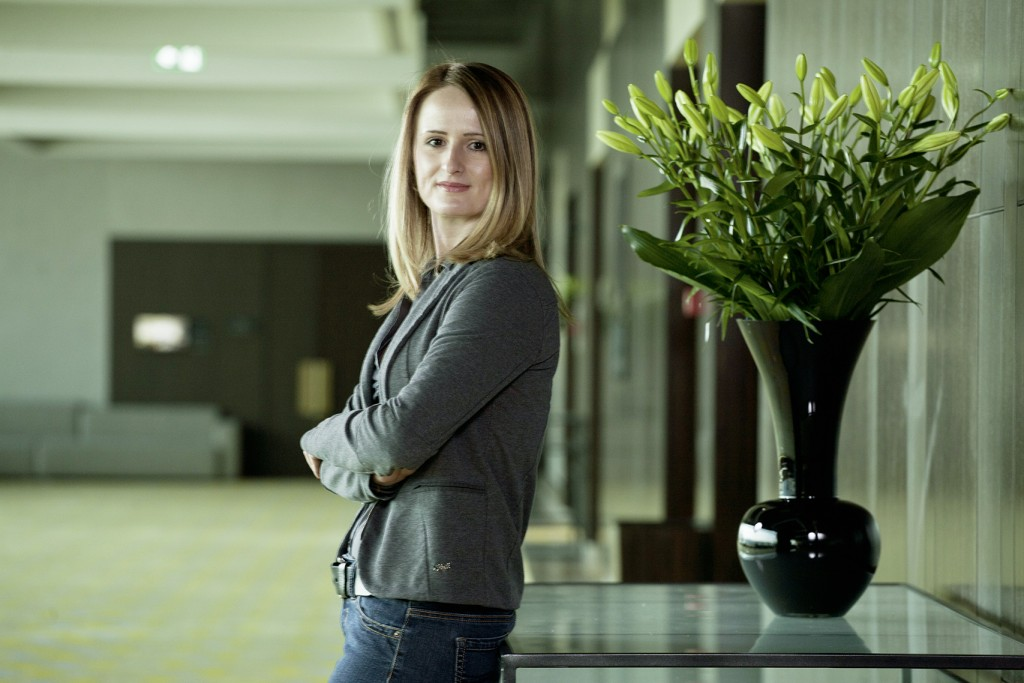 Jelena Radovanac, Business planning and analysis manager, Apatinska pivara.
