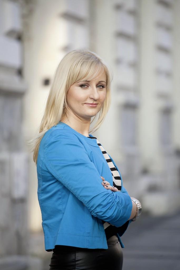 Marijana Krička, financial analysis manager, Nelt grupa