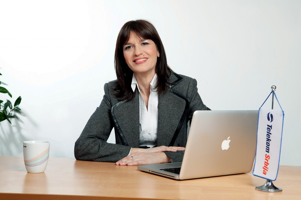 Aleksandra Đorđević, Direktor Funkcije za budžet i kontrolu, Telekom Srbija