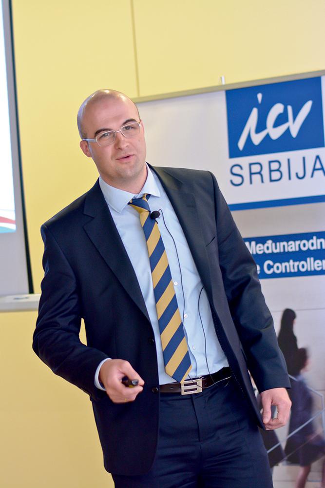 Nikola Turkan, Direktor sektora za Korporativno planiranje i analizu, NIS a.d.