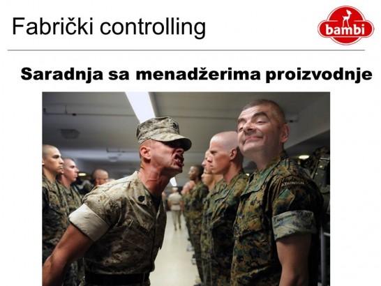 Fabrički controlling BAMBI