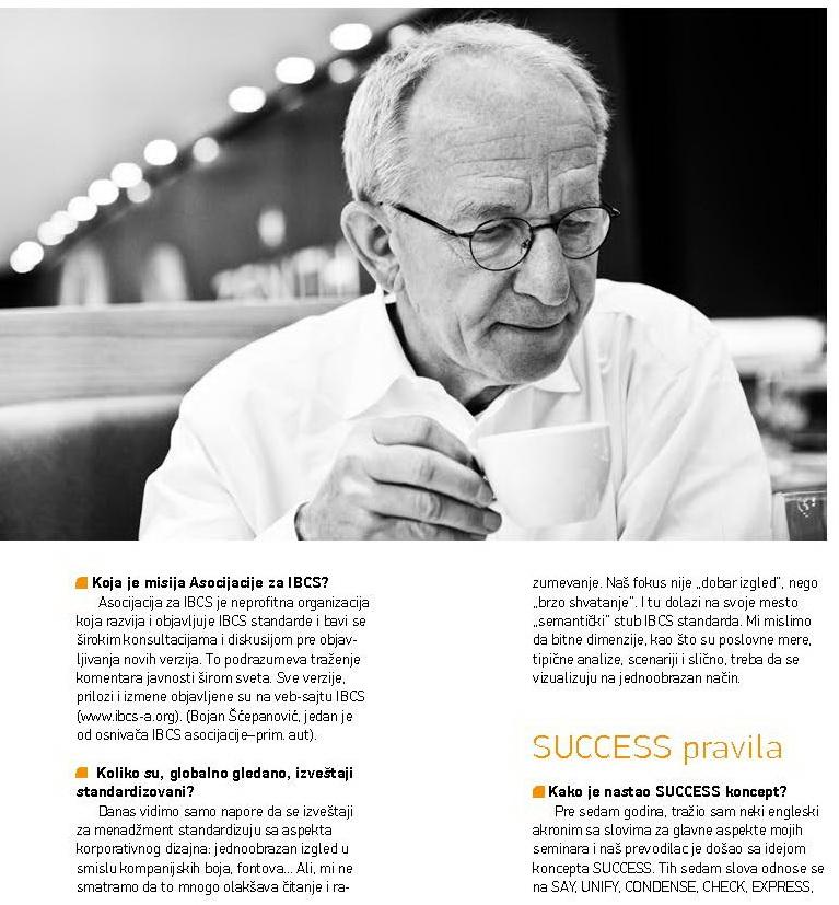 Rolf Hichert, Intervju