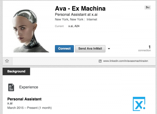 ava ex machine