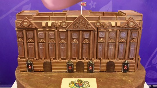 bakingemska palata od cokolade