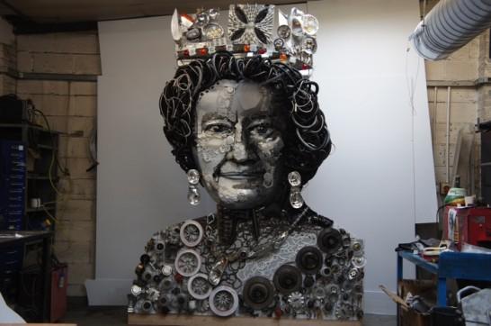 portret kraljice