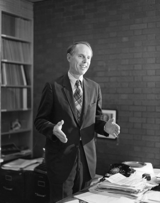 Rodžer Fišer,  pregovarač koji je razvio BATNA metodologiju